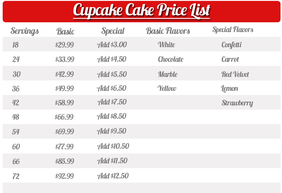 walmart sheet cakes prices
