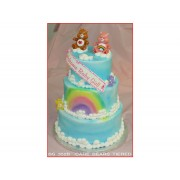 Care Bears Tiered