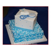 Blue & White Boxes