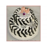 Tiered Zebra Princess