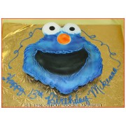 Cutout Cookie Monster
