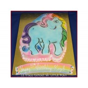 Cutout My Little Pony