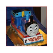 Thomas The Train Cutout