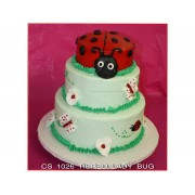 Tiered Lady Bug