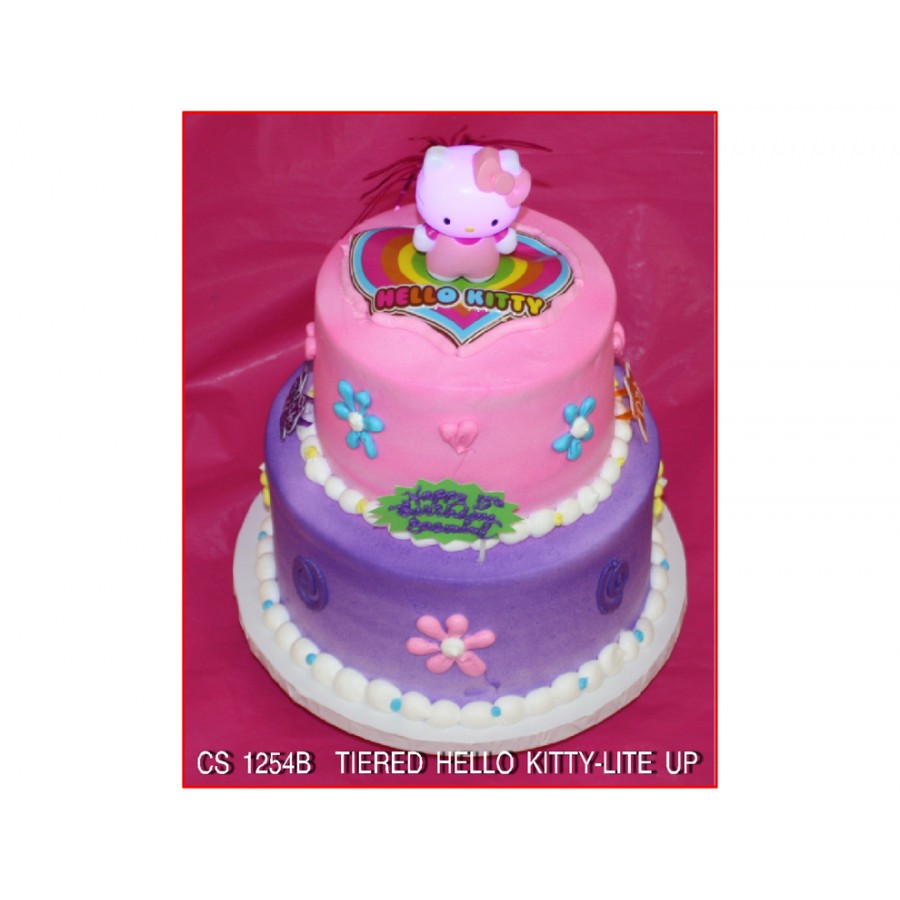 Tiered Hello Kitty