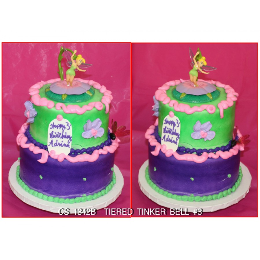 Tiered Tinker Bell