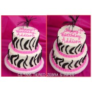 Tiered Zebra Stripes