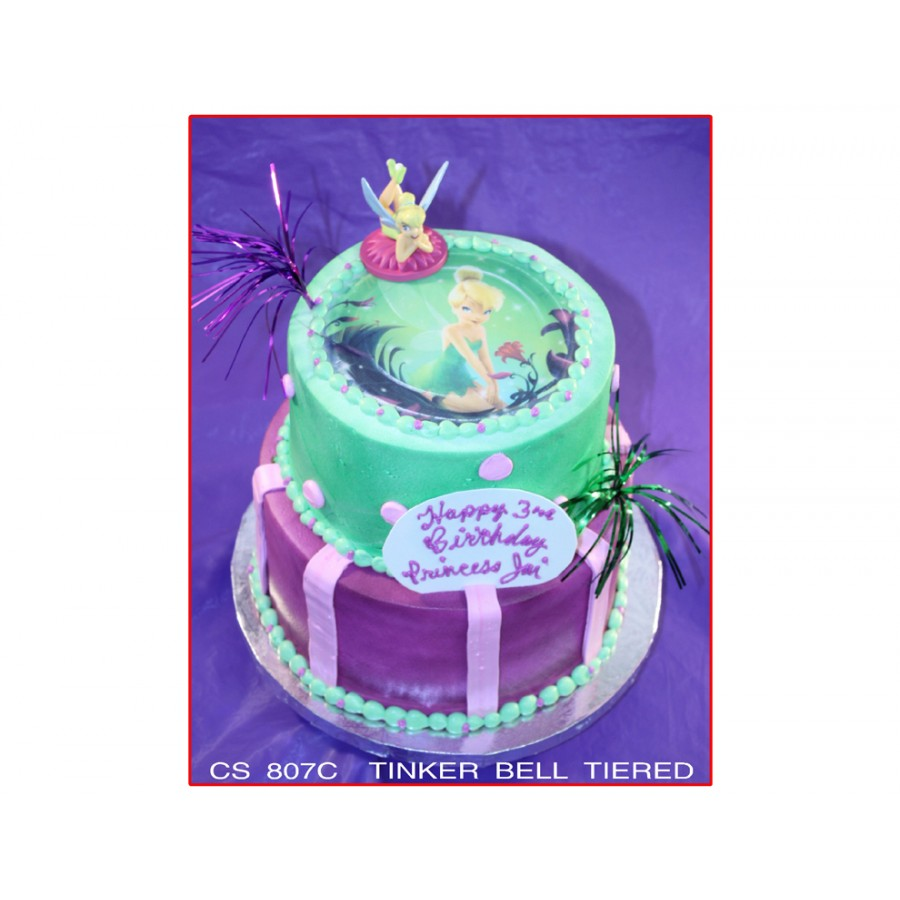 Tinker Bell Tiered