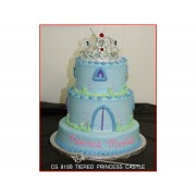 Tiered Princess Castle