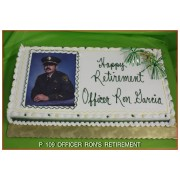 Officer Ron's Retirement