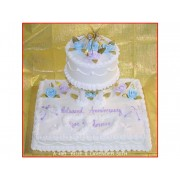 Blue Lavender 50th