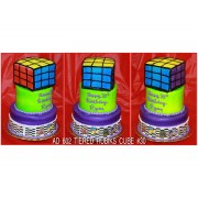 Tiered Rubiks Cube